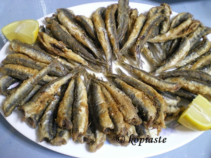 fried anchovies across fresh anchovies maritha fried anchovies fried ...