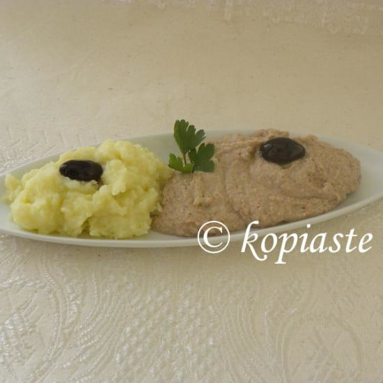 Skordalia (Garlic Dip)