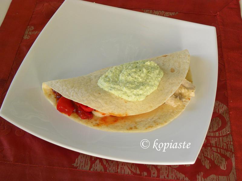 Chili con pollo 3 - Kopiaste..to Greek Hospitality