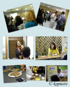 Collage visit at Elais