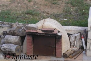Chapter 4  fournos village oven in Cyprus