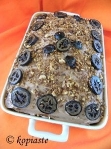 Walnut Masticha Banana Bread