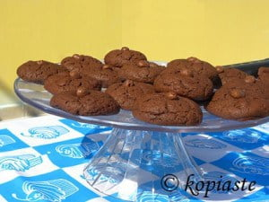 Chocolate cookies2
