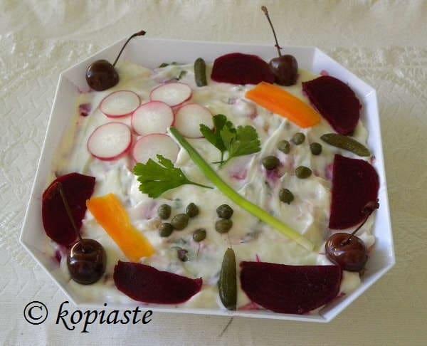 Salata Rossiki