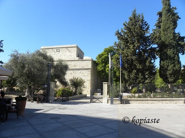 Castle of Limassol