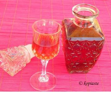 Cherry Pit Liqueur